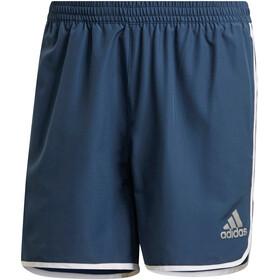 """adidas M20 Shorts 5"""" Men, azul/blanco"""